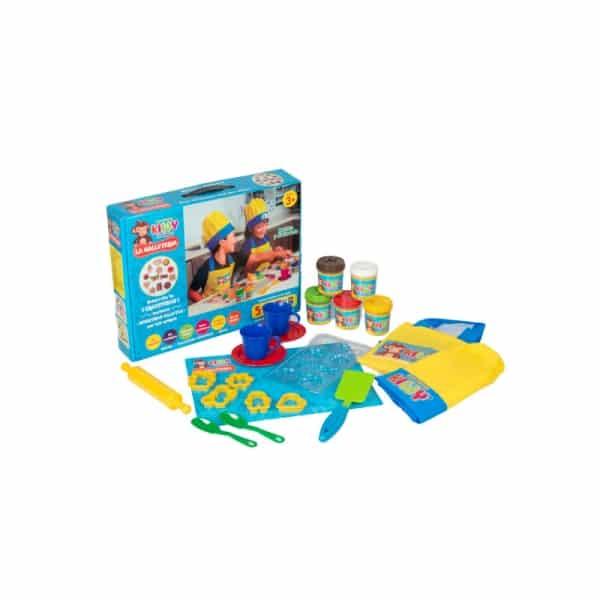 Kit plastilina - Juguetes para niños - regalos para niños - juguetes para niños de 4 a 5 años
