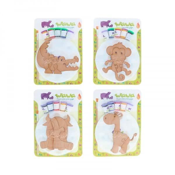 Rompecabezas - juguete de madera para niño - juguete para niño - regalos para niño - ideas para baby shower
