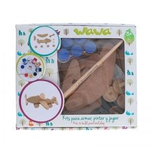Kit avión - Juguete para niños de 2 a 3 años - regalos para niños - juguetes para niños