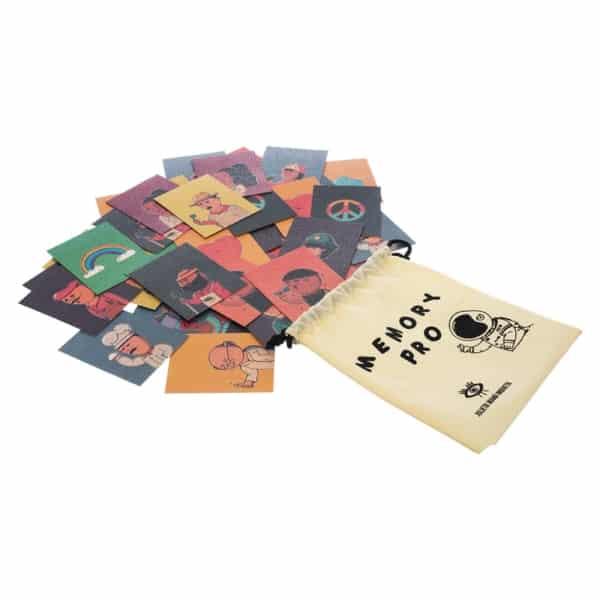 Memoria - Juegos didácticos para niños - juegos didacticos en material reciclable - regalos para niños