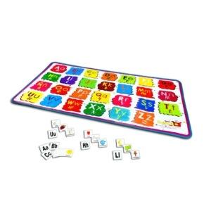 Tapete acolchado - Decoración cuarto niño - Decoración habitación niño - juegos bebe - tapete bebe - tapete niño - juegos didacticos